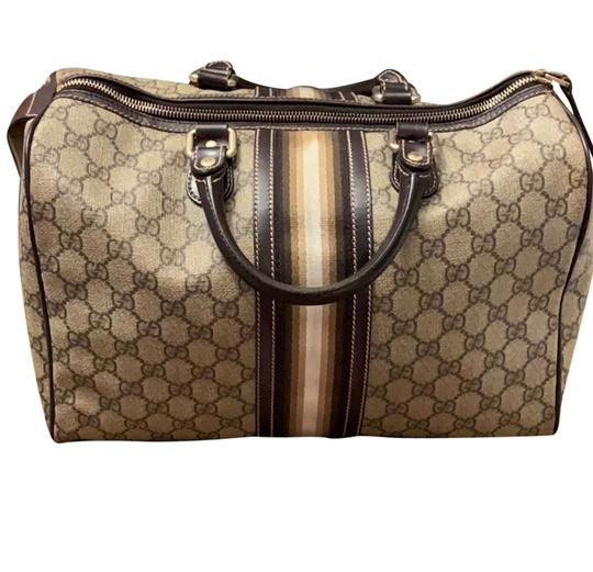 Preload https://img-static.tradesy.com/item/25891070/gucci-joy-boston-bag-medium-brown-gg-monogram-satchel-0-1-540-540.jpg