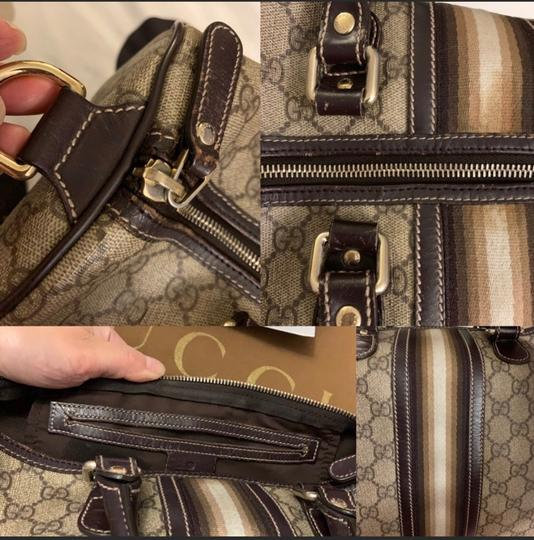 Gucci Satchel in Brown Image 4