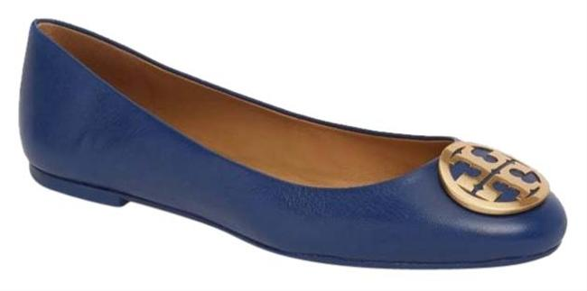 Item - Blue Benton Ballet Flat Boots/Booties Size US 7.5 Regular (M, B)