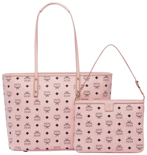 MCM Tote in Soft Pink Image 1
