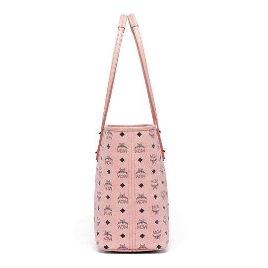 MCM Tote in Soft Pink Image 3