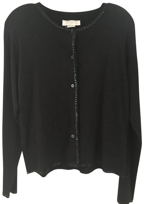 Silk Club Cardigan Image 0