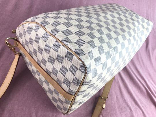 Louis Vuitton Lv Speedy 35 Monogram Bandouliere Cross Body Bag Image 3