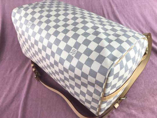 Louis Vuitton Lv Speedy 35 Monogram Bandouliere Cross Body Bag Image 5