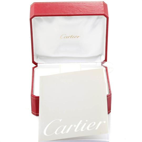 Cartier Cartier Tank Francaise Large Yellow Gold Unisex Watch W50001R2 Box Pap Image 9