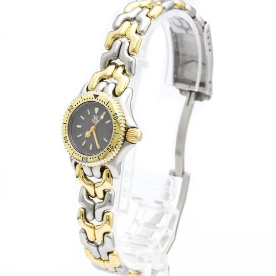 TAG Heuer Tag Heuer Sel Quartz Gold Plated,Stainless Steel Women's Dress Watch S95.208 Image 1