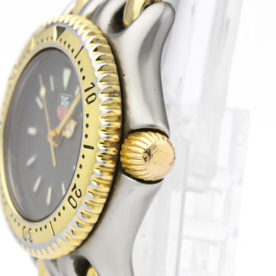 TAG Heuer Tag Heuer Sel Quartz Gold Plated,Stainless Steel Women's Dress Watch S95.208 Image 3