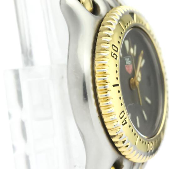 TAG Heuer Tag Heuer Sel Quartz Gold Plated,Stainless Steel Women's Dress Watch S95.208 Image 8