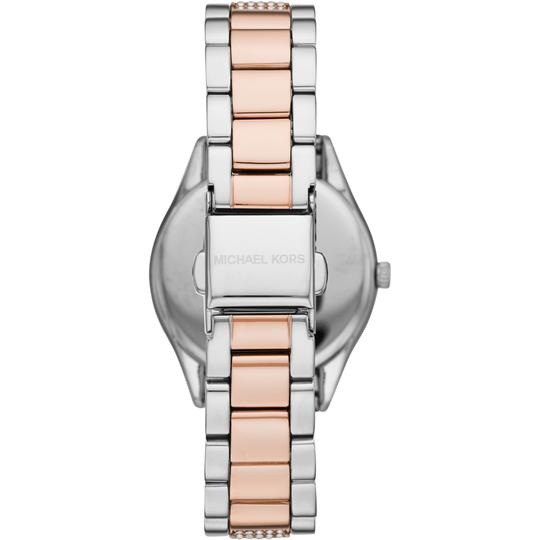 Michael Kors Michael Kors Women's Lauryn Pavé Two-Tone Stainless Steel Watch MK4388 Image 1
