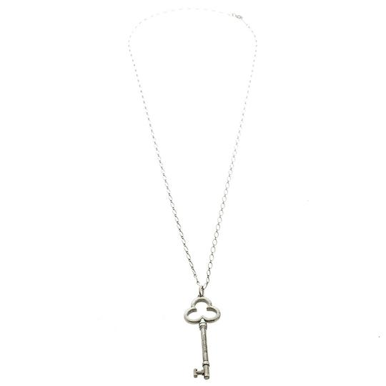 Tiffany & Co. Tiffany & Co. Key Silver Chain Link Pendant Necklace Image 2