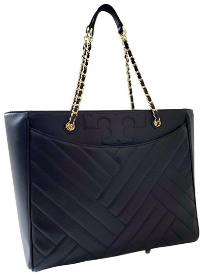 Preload https://img-static.tradesy.com/item/25892549/tory-burch-new-logo-gold-chain-strap-quilted-large-work-classic-tote-black-lambskin-leather-shoulder-0-3-540-540.jpg