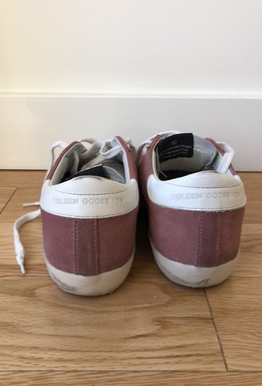 Golden Goose Deluxe Brand Berry Pink Athletic Image 4