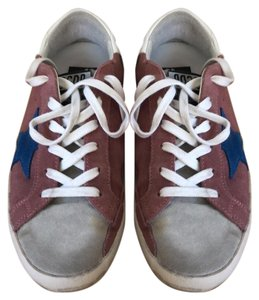 Golden Goose Deluxe Brand Berry Pink Athletic