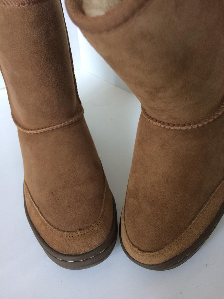 low priced 19fd8 96ec6 UGG Australia Chestnut Limited Edition Ultra Short Revival Short  Boots/Booties Size US 10 Regular (M, B) 17% off retail