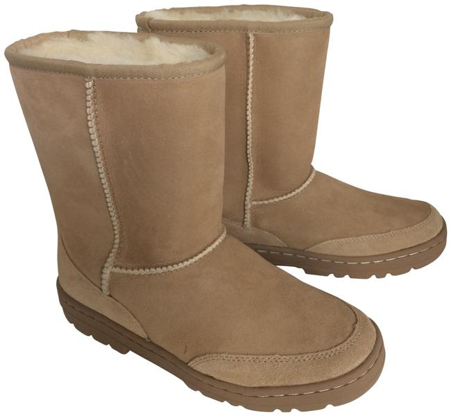 Item - Sand Limited Edition Ultra Short Revival Short Boots/Booties Size US 6 Regular (M, B)