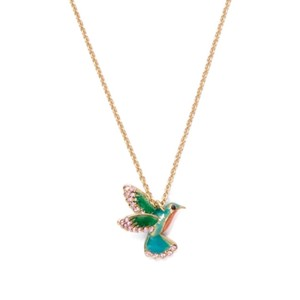 Kate Spade Kate Spade * Scenic Route Hummingbird Necklace