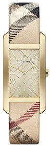 Burberry Burberry Watch BU10001 Stainless Steel Textile Multi Quartz Watch