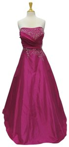 Bonny Bridal Mystique Prom Homecoming Strapless Dress