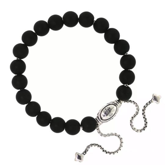 Preload https://img-static.tradesy.com/item/25895104/david-yurman-blacksilver-matte-spiritual-beads-bracelet-0-0-540-540.jpg