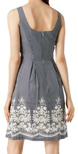 Nine West short dress Multicolor Cotton on Tradesy