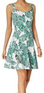 Nine West short dress Multicolor on Tradesy