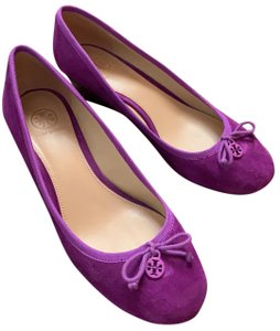 Tory Burch purple Wedges