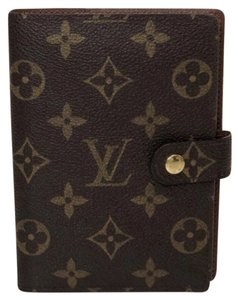 Louis Vuitton Louis Vuitton Monogram Agenda PM