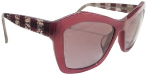 Chanel Butterfly Lace Effect Sunglasses 5296-A