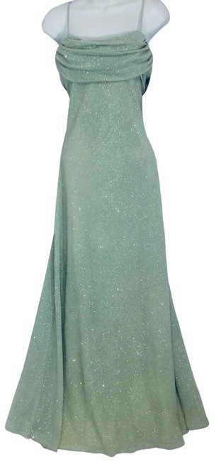 Item - Green Gown Long Formal Dress Size 6 (S)