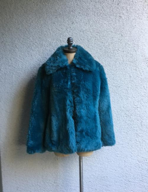 Other Westwood Katrantzou Gucci Renta Dior Coach Burberry Mcqueen blue Jacket Image 2