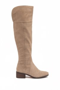 Vince Camuto Over The Knee Tall TAN Boots