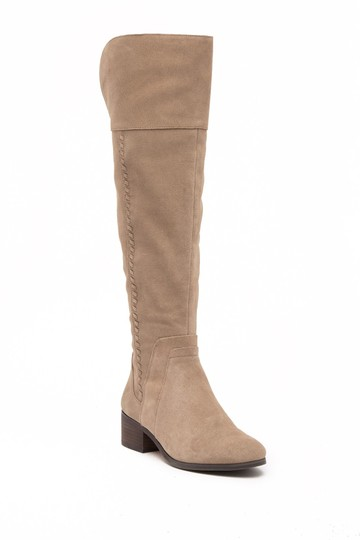 Vince Camuto Over The Knee Tall TAN Boots Image 1