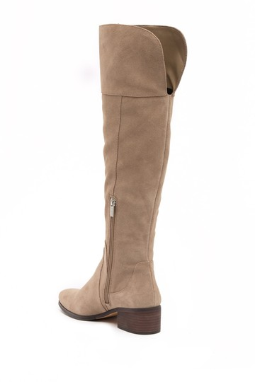 Vince Camuto Over The Knee Tall TAN Boots Image 2