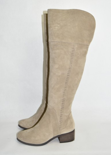 Vince Camuto Over The Knee Tall TAN Boots Image 3