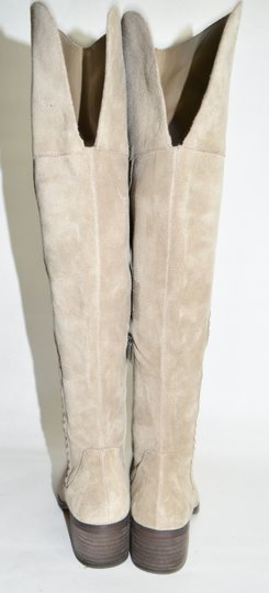 Vince Camuto Over The Knee Tall TAN Boots Image 7