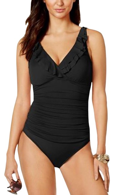 Preload https://img-static.tradesy.com/item/25897098/lauren-ralph-lauren-black-tummy-control-one-piece-bathing-suit-size-18-xl-plus-0x-0-1-650-650.jpg