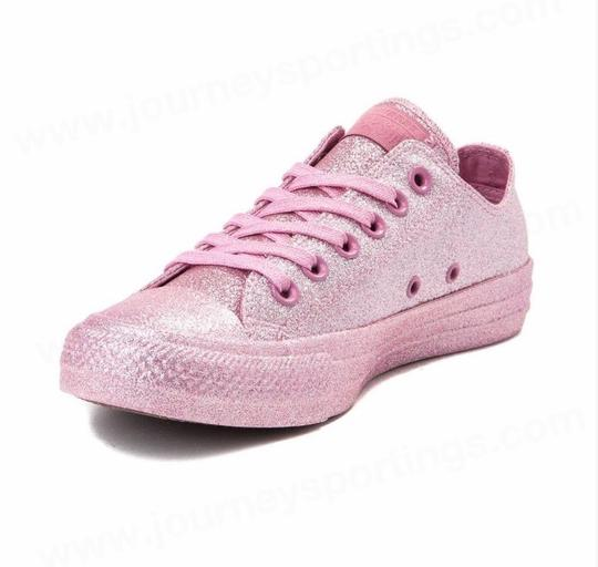 Converse Pink Athletic Image 4