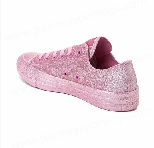 Converse Pink Athletic Image 5