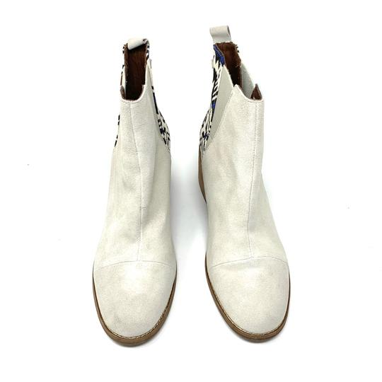 TOMS off white Boots Image 8