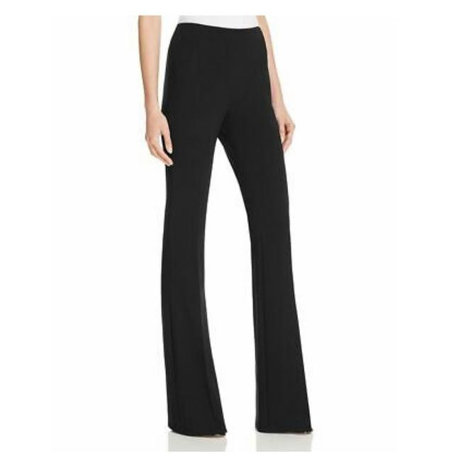 Theory Modern Crepe Lt Flare Pant Sz 8 Flare Pants spring navy Image 2