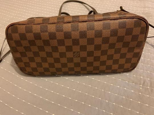 Louis Vuitton Tote in Damier Ebene Image 7