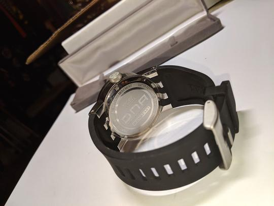 Invicta New Invicta DNA Recycle Art Watch Stainless Steal Silicone Strap B26 Image 4