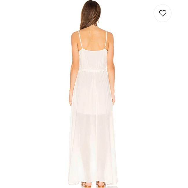 white Maxi Dress by Show Me Your Mumu Image 2