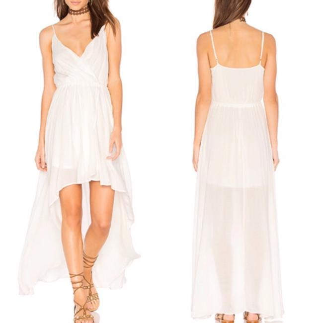 white Maxi Dress by Show Me Your Mumu Image 3