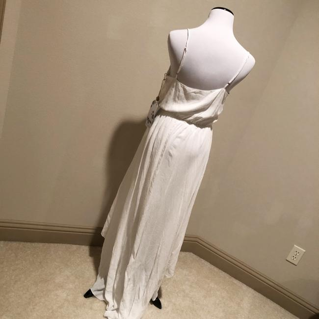 white Maxi Dress by Show Me Your Mumu Image 5
