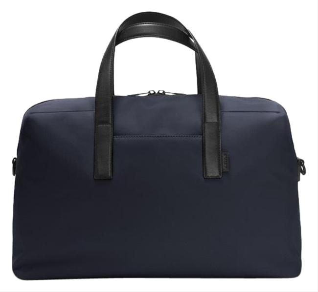 Item - Everywhere Blue Nylon Weekend/Travel Bag