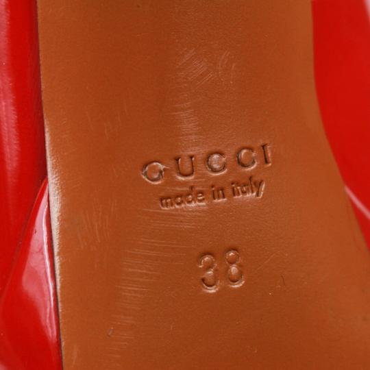 Gucci Red Pumps Image 2