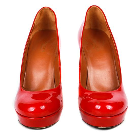 Gucci Red Pumps Image 5