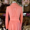 peach Maxi Dress by Vintage Ayers Unlimited Image 6