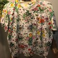 Gucci T Shirt Floral Pattern Image 0